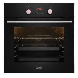 תנור בנוי פירוליטי Sauter דגם CUISINE-3900BP שחור