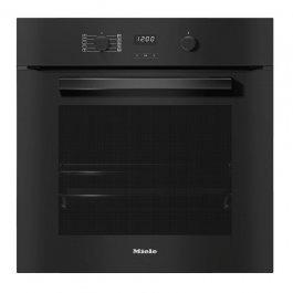 תנור בנוי פירוליטי שחור Miele H2860BP BLACK מילה
