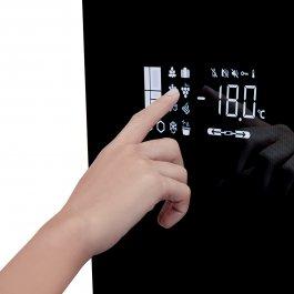 מקרר 5 דלתות SHARP דגם SJ-R9832WH