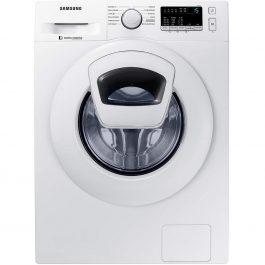 """מכונת כביסה פתח קידמי Samsung WW80K4430YW/KJ 8 ק""""ג סמסונג"""
