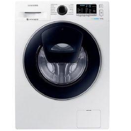 """מכונת כביסה 9 ק""""ג Samsung WW90K5410 פתח קידמי סמסונג"""