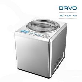 מכשיר להכנת גלידה מבית DAVO דאבו דגם DAV2581