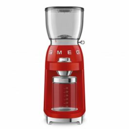 מטחנת קפה SMEG דגם CGF01RDEU