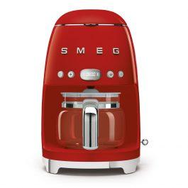 מכונת קפה פילטר SMEG דגם DCF02RDEU