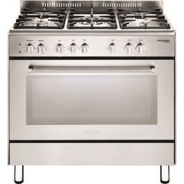תנור משולב כיריים Delonghi NDS928X דה לונגי