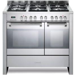 תנור משולב כיריים Delonghi NDS2003X דה לונגי
