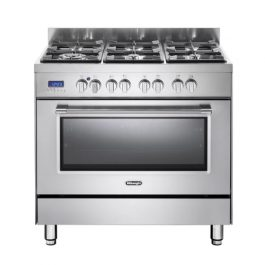 תנור משולב כיריים Delonghi NDS981AN דה לונגי