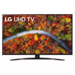 טלוויזיה LG 50UP8150PVB 4K 50 אינטש